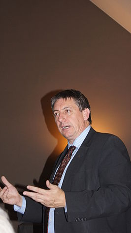 Jan Jambon in oktober 2010