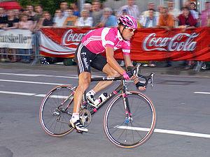 Jan Ullrich - Jan Ullrich in Hanover.