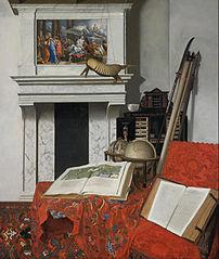 Room Corner with Curiosities