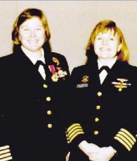 Jane Skiles ODea US Navy officer