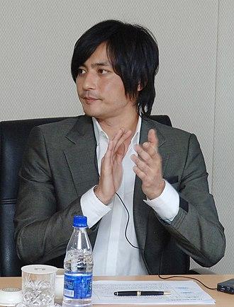 Jang Dong-gun - Jang Dong-gun on April 16, 2009