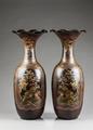 Japanska vaser, 1800-tal - Hallwylska museet - 100919.tif