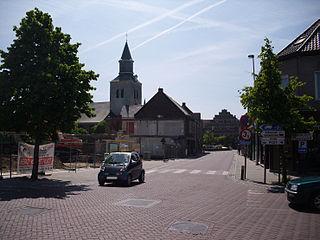 Buggenhout Municipality in Flemish Community, Belgium
