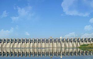 Jayakwadi Dam - Image: Jayakwadi Dam