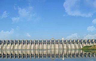 Jayakwadi Dam dam in India