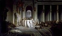 Jean-Léon Gérôme - The Death of Caesar - Walters 37884.jpg