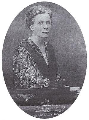 Jeanna Oterdahl - Jeanna Oterdahl in 1918