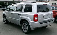 Jeep Patriot rear 20080727.jpg