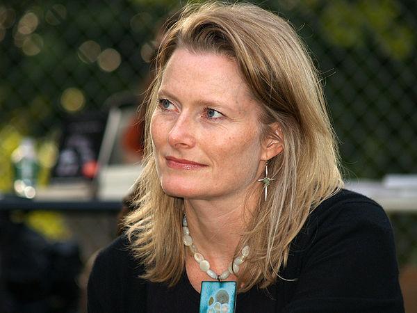 Photo Jennifer Egan via Wikidata