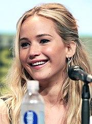 Deproksima foto de Jennifer Lawrence
