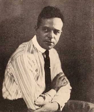 Jerome Storm - From a 1920 magazine