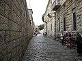 Jerusalem,Street (Strada in oras la intrarea de la Poarta Leilor); 11-3000-100.jpg