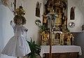 Jesuskind mit Krone, Kapelle Mariae Heimsuchung, Zöhrerkapelle, Reichenfels, Kärnten.jpg