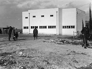 Kfar Hasidim - Kfar Hasidim synagogue, 1934-1939