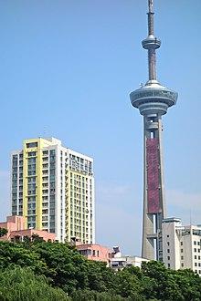 江苏南京广播电视塔