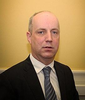 Irish politician