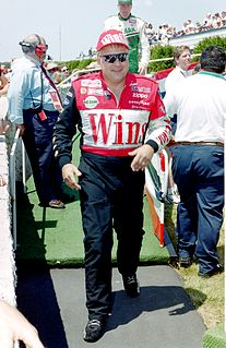 Jimmy Spencer American racing driver