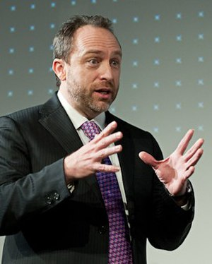 Bomis - Jimmy Wales