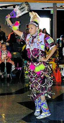 Dress Design Patterns on Jingle Dress   Wikipedia  The Free Encyclopedia