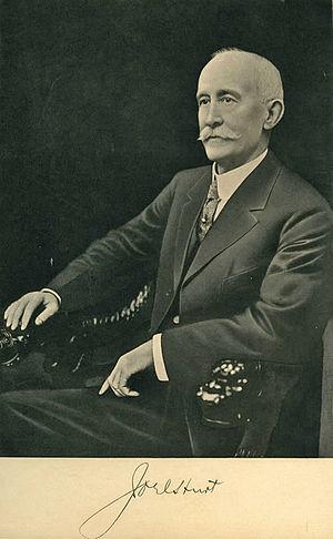 Joel Hurt - Joel Hurt ca. 1900