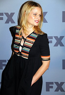 Joelle Carter in 2012