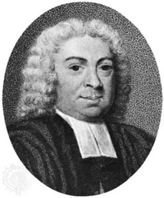 Johann Jacob Dillenius - Johann Jacob Dillenius