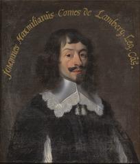 Johann Maximilian von Lamberg, 1608-1682