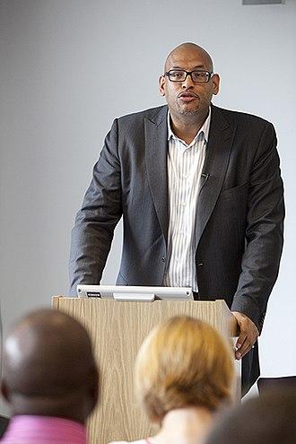 John Amaechi - Amaechi speaking in May 2009