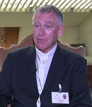 John Dew (bishop) - John Atcherley Dew in 2014