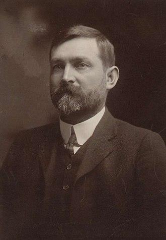 Chris Watson - Watson in 1908 aged 41