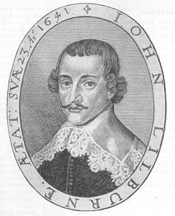 John Lilburne criticised Magna Carta as an inadequate definition of English liberties. John Lilburne.jpg