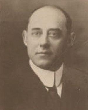 John M. Hart - Image: John M Hart 1912