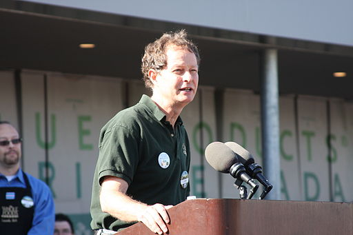 John Mackey, of Whole Foods in 2009