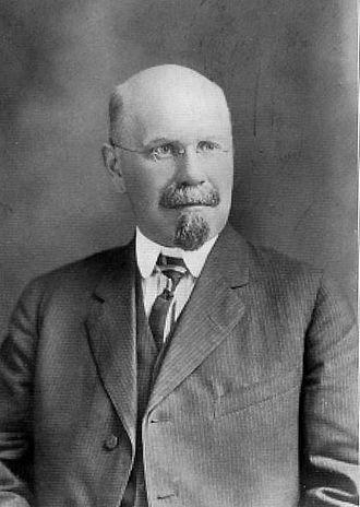 John William Harshberger - John William Harshberger