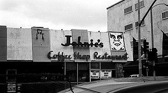 Johnie's Coffee Shop - Image: Johnie coffee shop