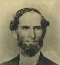 Black and white photograph of Jonathan Edwards Spilman