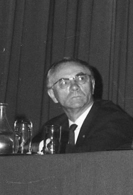 Jonckheere in 1965