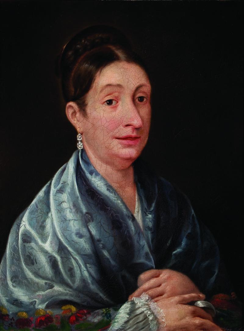Mujeres en la Historia 800px-Josefa_Ortiz%2C_%C3%B3leo_sobre_tela