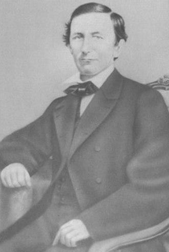 Joseph G. Baldwin - Image: Joseph Glover Baldwin