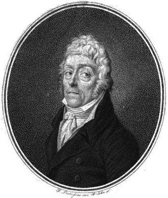 Joseph Lange - Joseph Lange (portrait by Friedrich Johann Gottlieb Lieder, 1808)