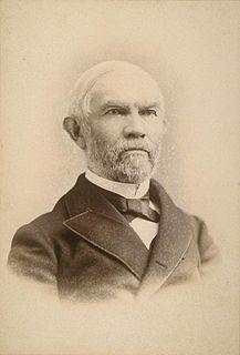 Josiah Belden American mayor