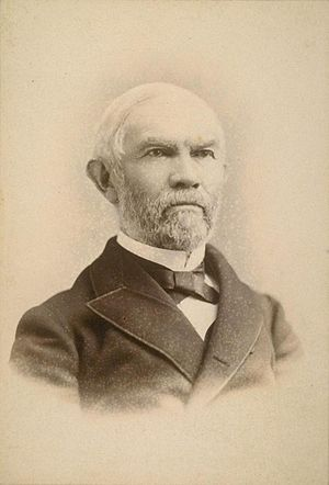 Mayor of San Jose - Josiah Belden, first mayor of San Jose