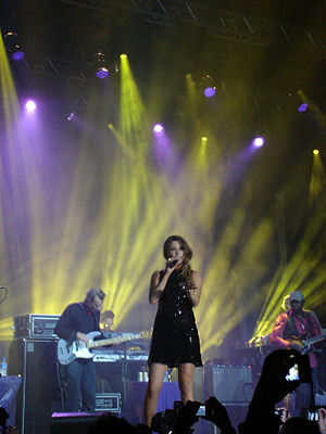 Introducing Joss Stone - Stone performing at Pepsi on Stage in Porto Alegre, Brazil in June 2008