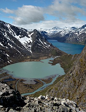 Image illustrative de l'article Parc national de Jotunheimen