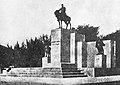 Jozef Pilsudski Monument in Tarnopol 1935.jpg