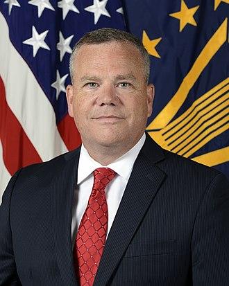 Judd H. Lyons - 2017 U.S. Defense Department portrait