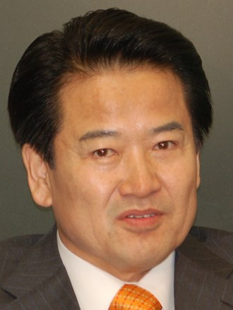 2007 South Korean presidential election - Image: Jungdongyoung 2007 (cropped)