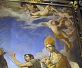 Jusepe de ribera, san genanro esce illeso dalla formace, su rame, 1646, 06.JPG