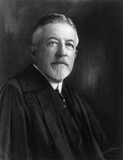 Edward Terry Sanford American judge