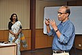 Jyoti Mehra And Nataraj Dasgupta - Concept Presentation Session - Interactive Exhibit Development And Design Workshop - NCSM - Kolkata 2017-10-23 5107.JPG